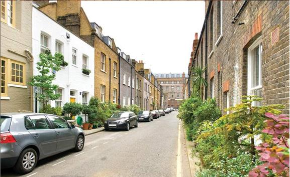 Bingham Place, London, W1