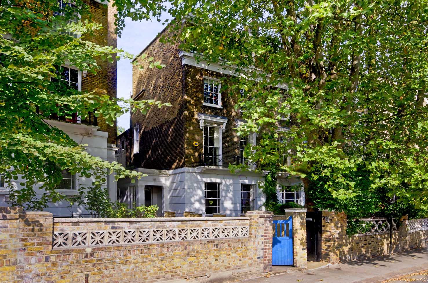 Primrose Hill, London, NW1