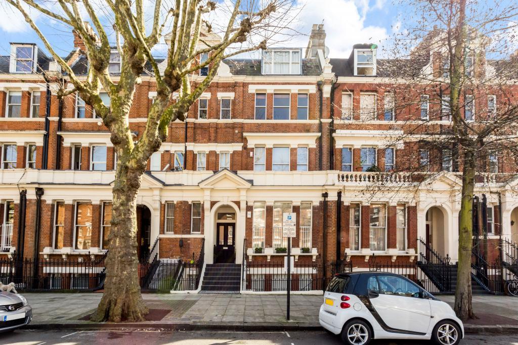 Sutherland Avenue , London, W9