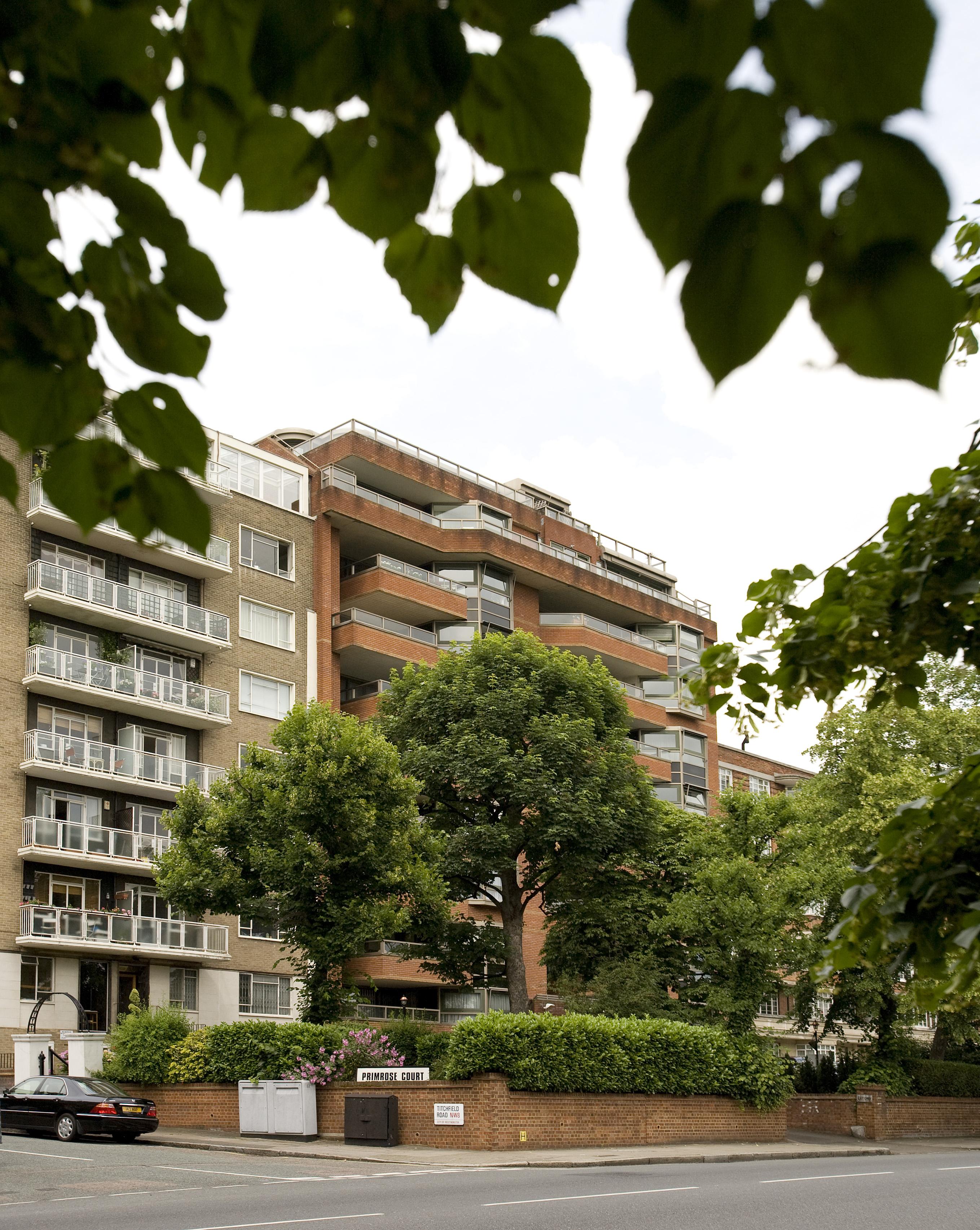 Penthouse Park St James, NW8