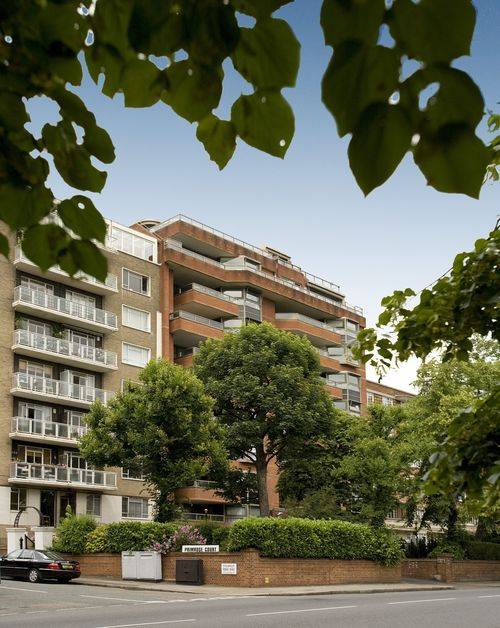 Park St James St James Terrace, London, NW8