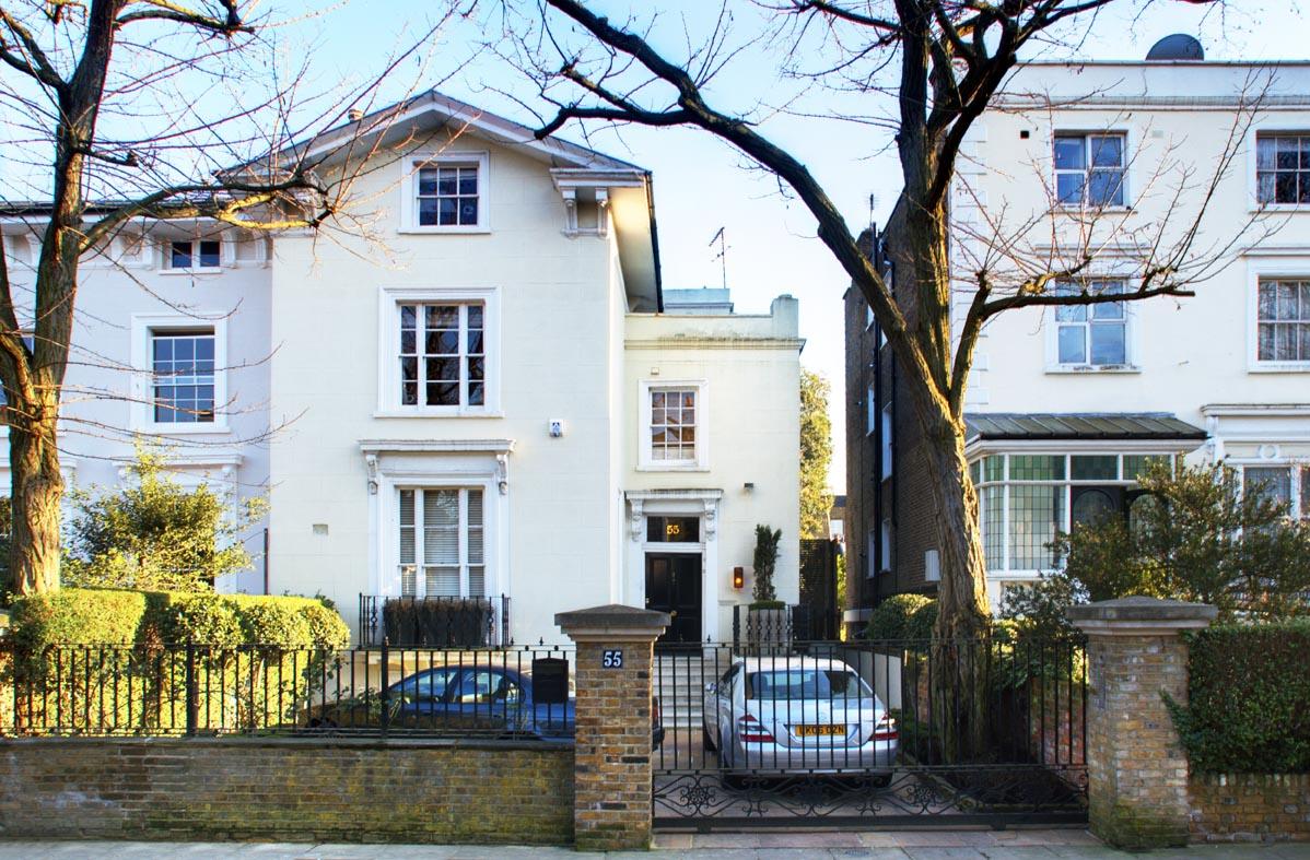 Carlton Hill , London, NW8