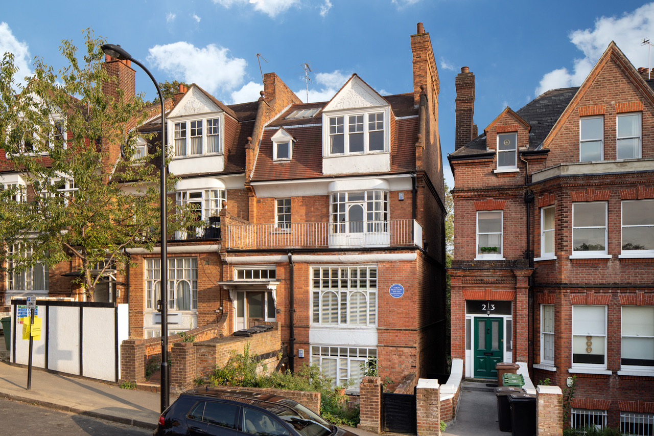 Arkwright Road, Hampstead NW3