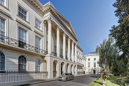 Clarence Terrace, Regents Park, London, NW1