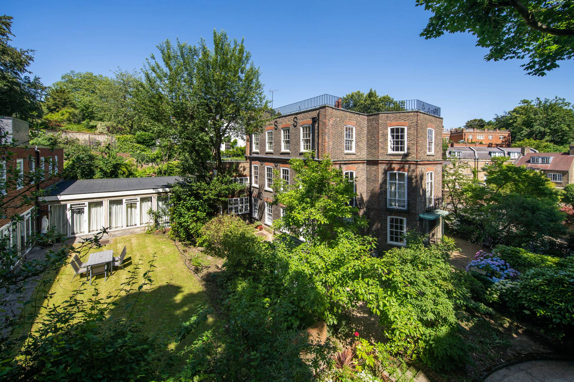 Frognal House, Hampstead NW3